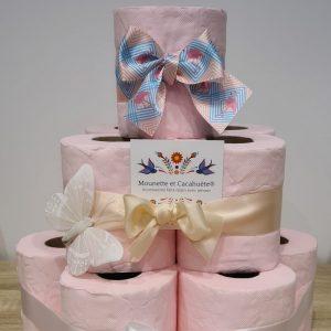 gâteau de papier toilette