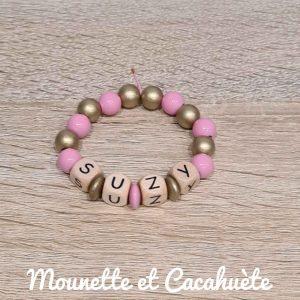 bracelet enfant personnalisé