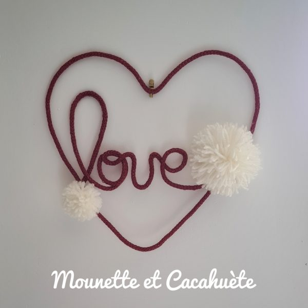 décoration love